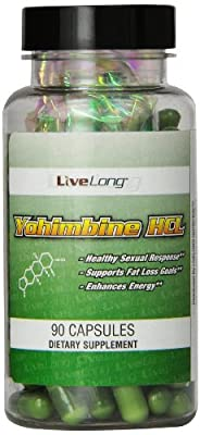 Yohimbine 90 Servings - Powerful Thermogenic Men Women Appetite Suppressant, Fat Burning Weight Loss Supplement, Energy and Mental clarity