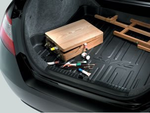 Honda Civic Cargo (Genuine Honda Accessories 08U45-SNA-100 Trunk Tray )