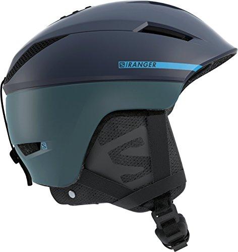 Salomon Ranger cuadrado C aire casco, pequeño/53–56cm, vestido azul