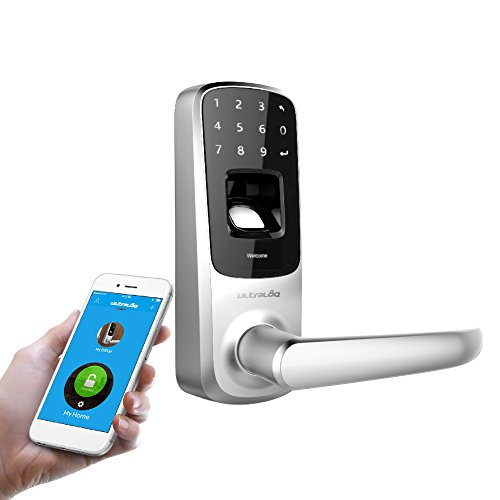 Ultraloq Bluetooth Enabled Fingerprint Touchscreen