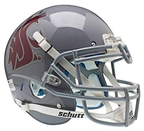 (NCAA Washington State Cougars Authentic XP Football Helmet)