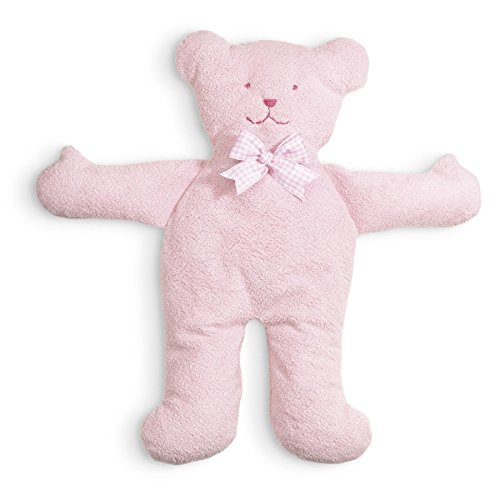 North American Bear Pastel Pancake Bear Plush Toy, Pink