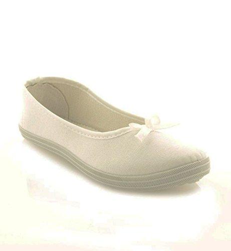 Clowse - Zapatillas de casa Mujer Weiß