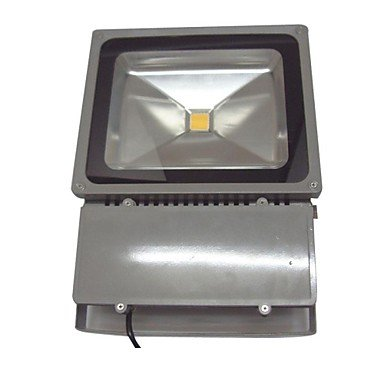 Generic-Waterproof PSE CE IP65 100W Warm White LED Floodlight AC85-265V