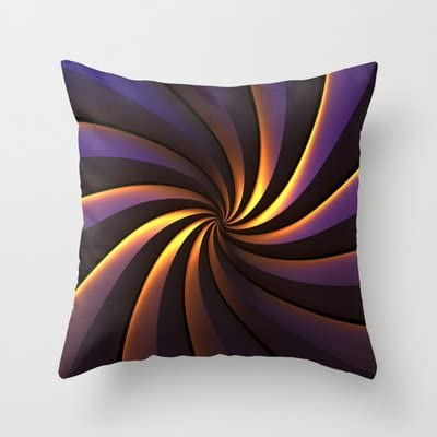Society6 Purple Gold One Throw Pillow By Lyle Hatch Kitchen Dining