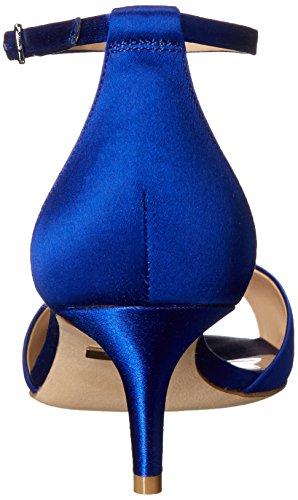 mujer Violeta sandalia la aguda de vestido Mischka Badgley xncB4Z64