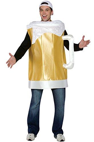 Beer Mug Adult Costume - One Size -
