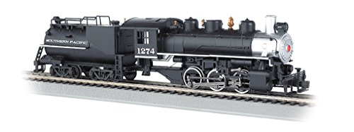 Bachmann Industries Trains Usra 0-6-0 With Smoke & Vanderbilt Tender Southern Pacific #1274 Ho Scale Steam Locomotive (2 Pacific Steam Locomotive)
