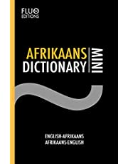 Afrikaans Mini Dictionary (Fluo: Learn Afrikaans)
