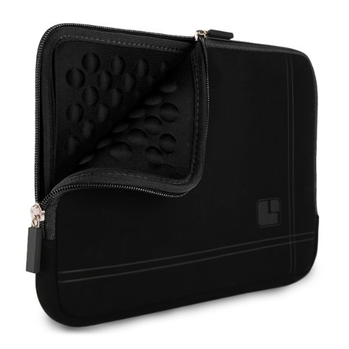 SumacLife Microsuede Quilted Toshiba Computer