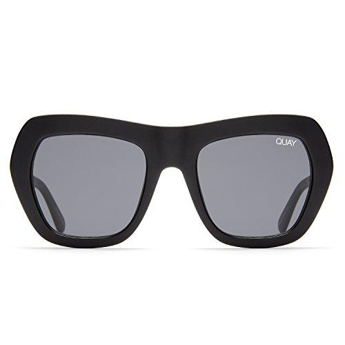 Quay Australia COMMON LOVE Women's Sunglasses Geometric Cat Eye Sunnies - - Common Sizes Australia Frame