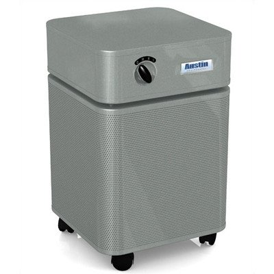 HM Plus HealthMate Air Purifier in Silver w/ Optional Replacement Filters