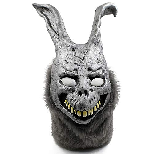 Halloween Mask Angry Rabbit Mask Evil Animal Prop