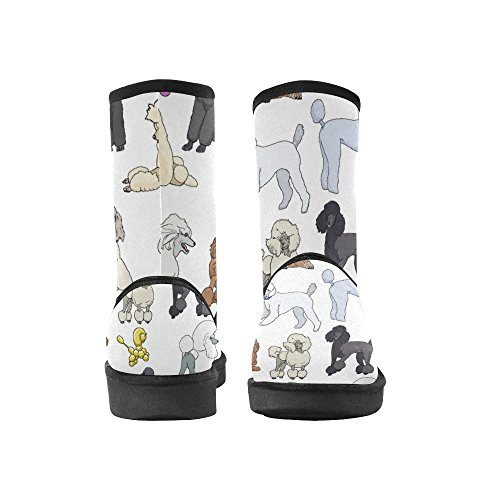 Womens Boots Color11 D Shoes Fashion Story Snow Womens Skull Uv0aTEwqx