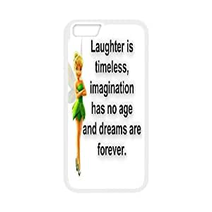 "DDOUGS I laughter is timeless DIY Cell Phone Case for Iphone6 4.7"", Discount I laughter is timeless Case"