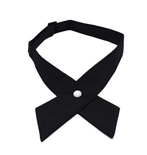SRYL Men's Crisscross Neck Tie J1 - Bow Cross