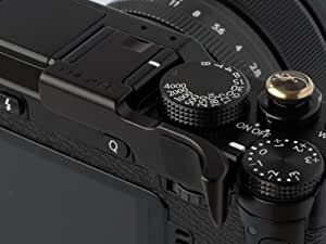 Fujifilm X-E2/X-E1 Thumb Grip by Lensmate Black