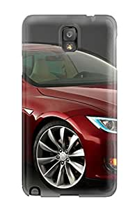 Ideal ZippyDoritEduard Case Cover For Galaxy Note 3(tesla Model S 3), Protective Stylish Case