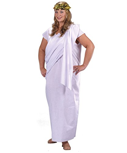 Toga! Toga! Plus Size Costumes (Toga! Toga! Costume - Plus Size - Chest Size 48-53)
