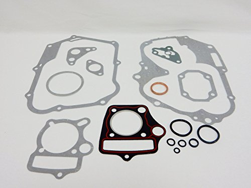 125cc GASKET KIT COMPLETE FOR CHINESE ATVS AND DIRT BIKES WITH E22 CLONE MOTORS Atv Complete Gasket Kit