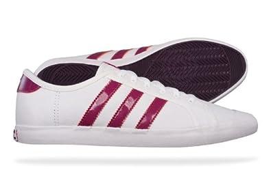 adidas originals adria low sneakers rosa