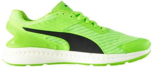 Puma Ignite v2 PWRCOOL Scarpa Running verde