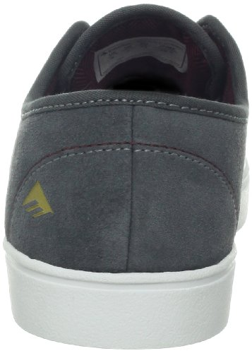browse Emerica Men's 6100000000000 skateboarding shoes Gris (Grey/Light Grey/Red) huge surprise cheap price cheap sale purchase find great lI68gpyM