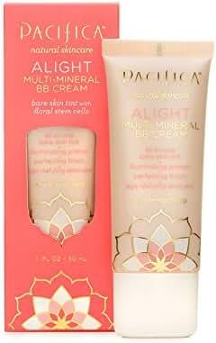 Pacifica Beauty Alight BB Cream, Multi-Mineral, 1 Fluid Ounce
