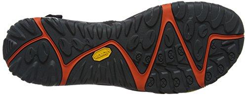 Merrell Men's All Out Blaze Sieve Convert Hiking Sandals Grey (Dark Slate) NSU0SBV3j