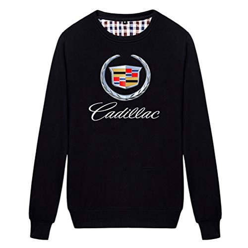 chimpanzee-cadillac-general-motors-sweatshirt-black-x-large