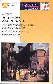 Mozart:Sym 29