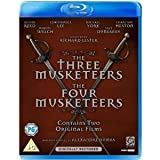 The Three Musketeers / The Four Musketeers (Double Pack) [Blu-ray] (Region Free)