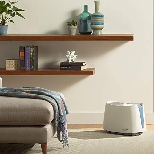 41W4YvFTkKL. AC - Honeywell HCM350W Germ Free Cool Mist Humidifier White