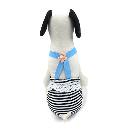 Alfie Pet by Petoga Couture - Kelly Diaper Dog Sanitary Pant
