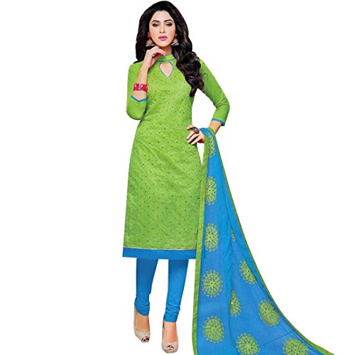 Silk Salwar Suit - 1