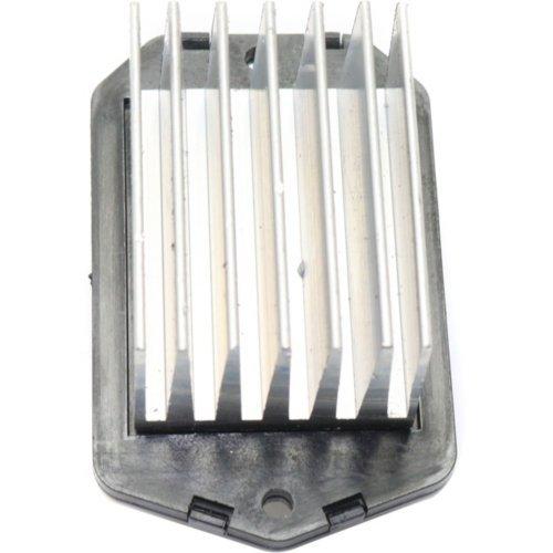 Evan-Fischer EVA10911111749 Blower Motor Resistor for XK/XKR 07-15 / XJ 11-17 4 Male Terminals by Evan Fischer