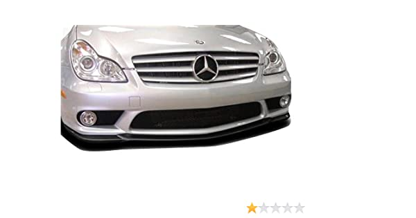 Carbon Creations Replacement for 2006-2008 Mercedes CLS Class CLS500 CLS550 CLS55 CLS63 AMG C219 W219 CR-S Front Under Spoiler Air Dam Lip Splitter 1 Piece Will only fit AMG Models