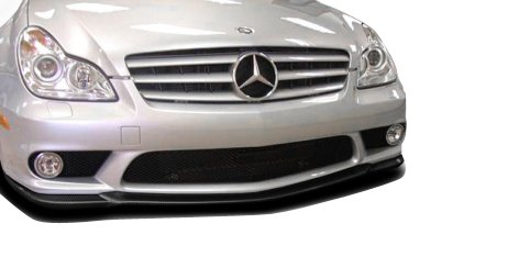 Carbon Creations ED-IOX-364 CR-S Front Under Spoiler Air Dam Lip Splitter - 1 Piece (will only fit AMG models) Body Kit - Compatible For Mercedes CLS 2006-2011