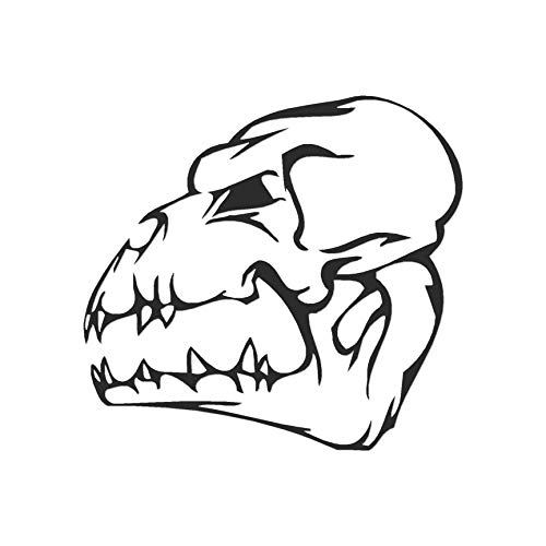 Amazon Com Monster Ape Skull