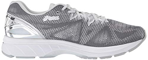 ASICS Mens Fitness/Cross-Training Trail Running Shoe, Carbon/Silver/White, 7 Medium US by ASICS (Image #6)