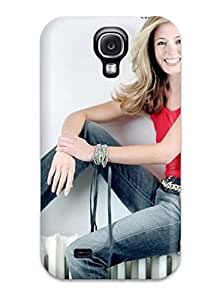 Protection Case For Galaxy S4 / Case Cover For Galaxy(cat Deeley 4 Celebrity Cat-deeley People Celebrity)