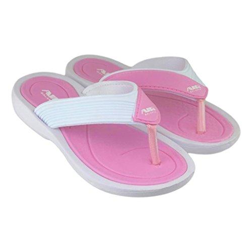Zomerjurkje Van Luchtbalans Womens Slippers Roze Sandalen Voor Dames