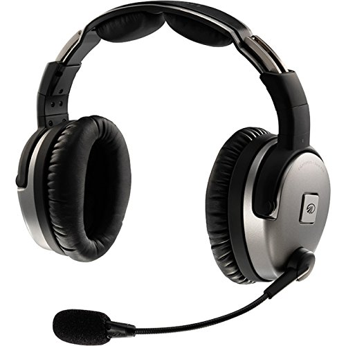 Lightspeed Zulu PFX ANR Aviation Headset (Dual GA Plugs) ()