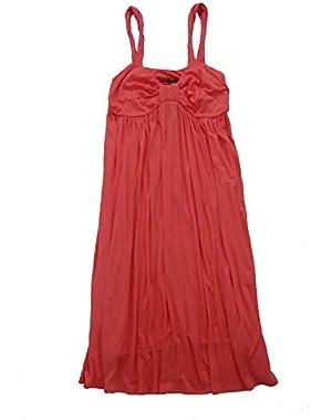 Theory Arminda Margarita Orange Dress