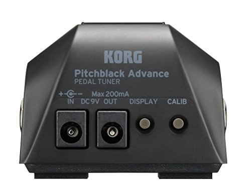 Korg PBAD Pitch-black Advance Tuner by Korg (Image #2)