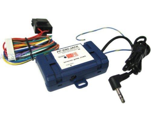 Alp Pie - PIE PFSWIJACK Steering Wheel Control, Jvc, Kw, Alp, Clar GPS Cables