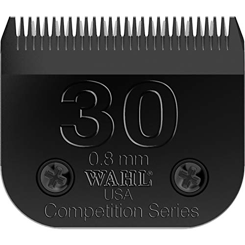 Wahl Professional Animal #30 Fine Ultimate Competition Series Detachable Blade with 1/32-Inch Cut Length (#2355-500)
