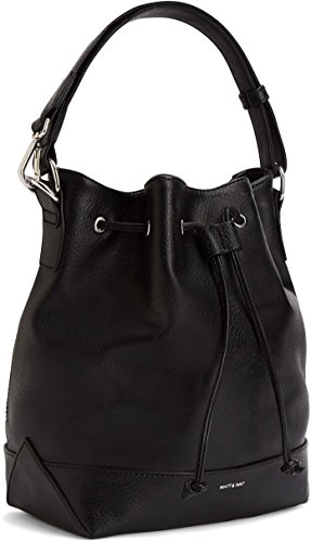 Matt and Nat Livia Dwell Bucket Bag, Black