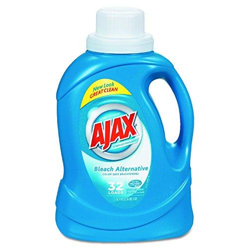 Ajax 49557 50 Oz. 2X Ultra Liquid Laundry Detergent with Ble