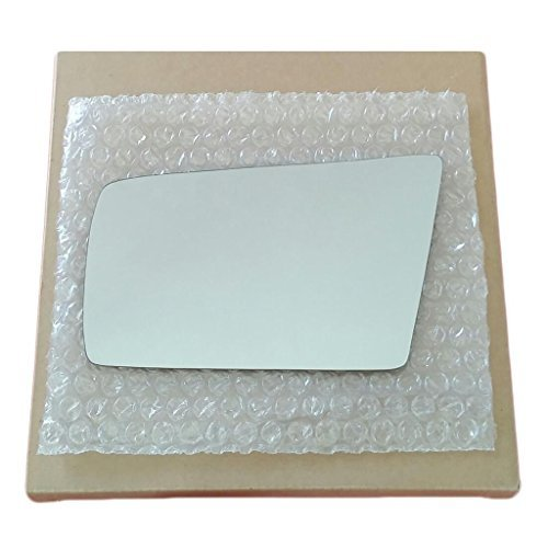 Mirror Glass and ADHESIVE | Mercedes Benz Various Models Driver Left Side Replacement - AUTO DIM FIT OVER